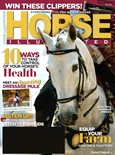 Horse Illustrated Magazine | 3/2015 Cover