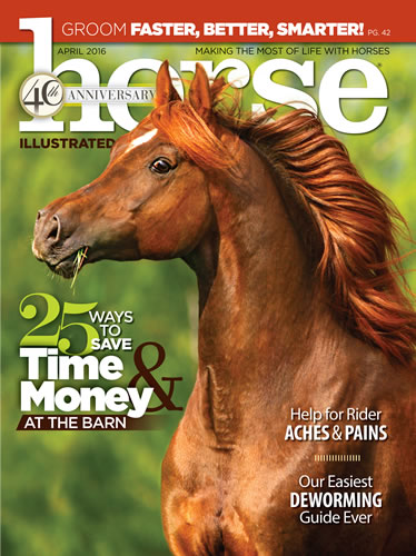Horse Illustrated Magazine | 6/2015 Cover